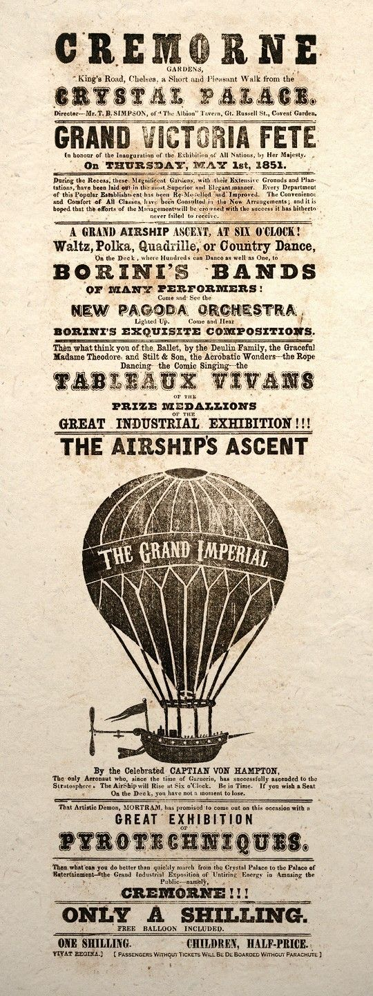 Steampunk Art Print Airship Ascent Poster by TigerHouseArt on Etsy, $16.00