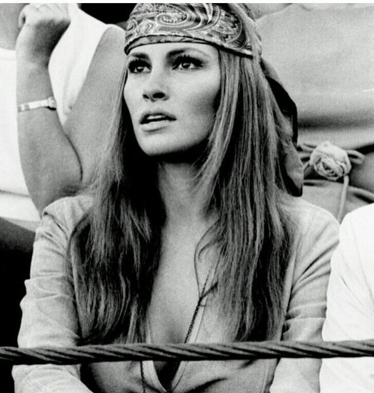 Raquel Welch, 1968