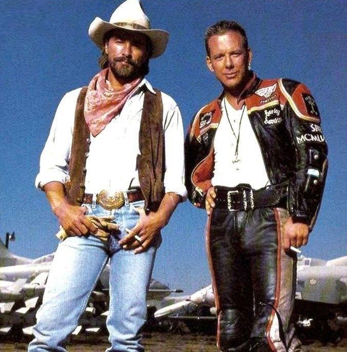 cba6f3d9102 Mickey Rourke (right)   Don Johnson