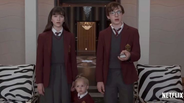 A Series of Unfortunate Events Season 2 Teaser Features More Adventures For the Baudelaire Kids