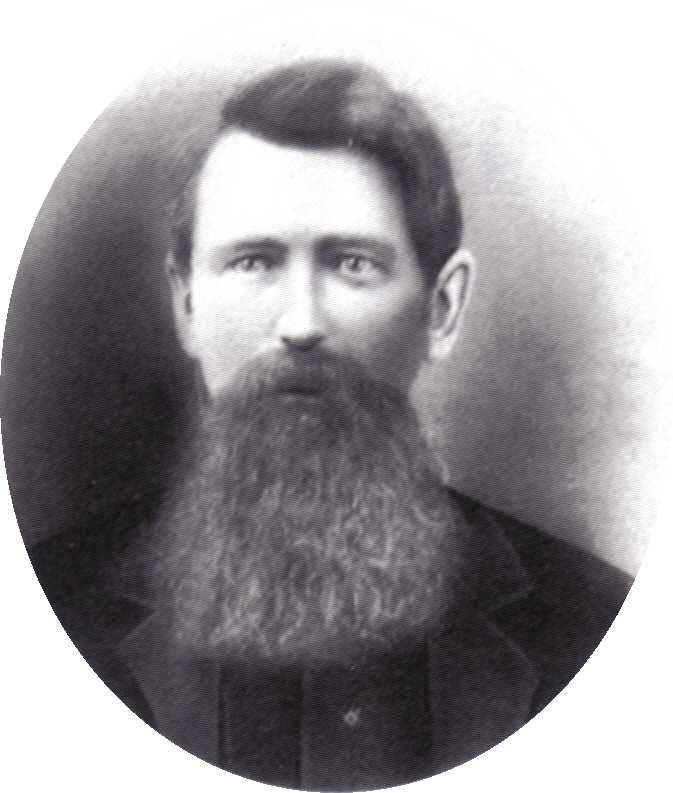 Charles Phillip Ingalls, (Pa), undated photo.