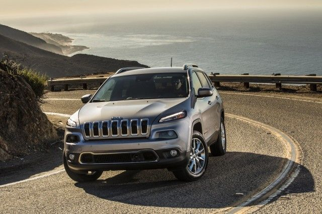 2016 Jeep Cherokee Review, Ratings, Specs, Prices, and Photos - The Car Connection