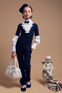 Модная школьная форма для подростков, какая она?