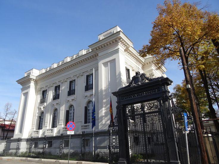 Palatul diplomatului Alexandru Florescu
