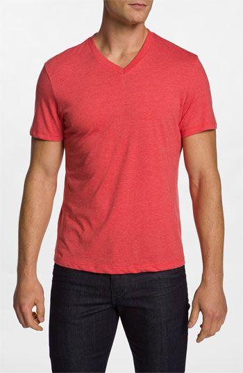 Slim Fit V Neck T Shirt 2 Classroom And Down Shirt