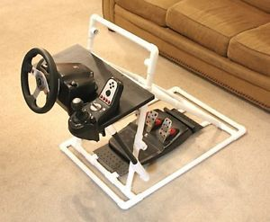 Racing Gaming Steering Wheel Stand for Logitech G25 G27 PS3 PC Xbox 360 Forza 4 | eBay