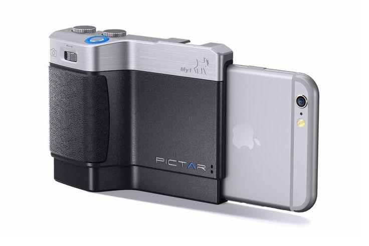 iPhone カメラを Pictar でアップグレード