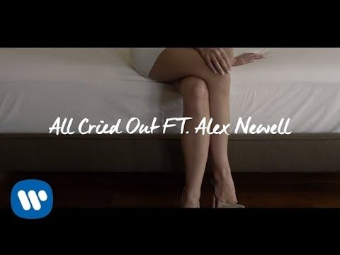 Blonde - All Cried Out (feat. Alex Newell) [Official Video] - YouTube