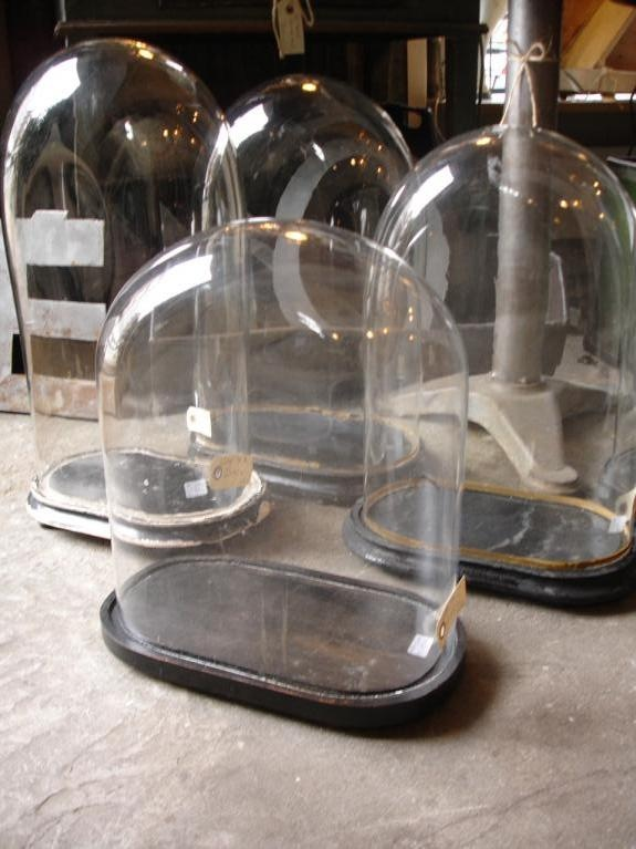 K & Co.'s Blog.: Old French Glass Globes ....