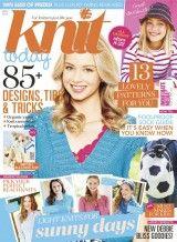 Knit Today №115 September 2015 (вязание спицами)