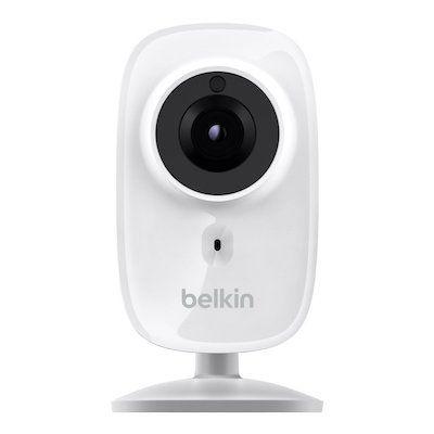 Belkin NetCam HD WLAN-Kamera mit Nachtsichtfunktion  Die Belkin NetCam WLAN-Kamera mit Nachtsichtmodus bietet ein gutes Gesamtpaket. Die NetCam-Administration ist auch per Web-Interface möglich