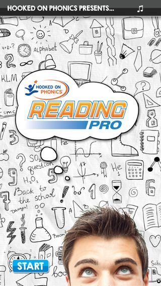 Reading Pro by Hooked on Phonics – Improve Reading Comprehension for Ages 7+ by Hooked on Phonics