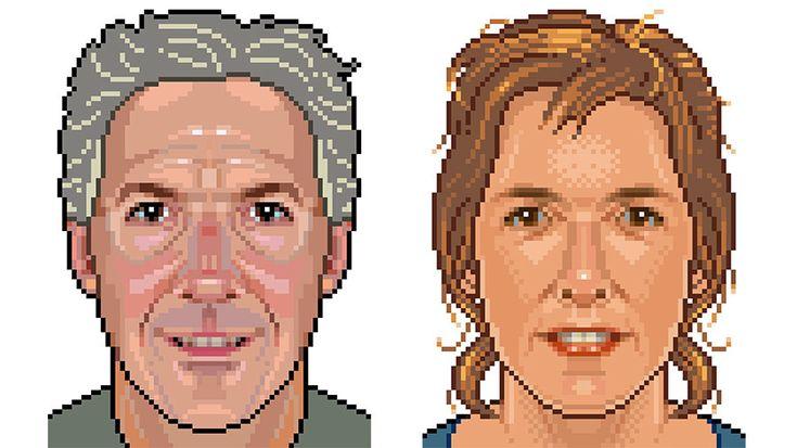 Louis Rossetto & Jane Metcalfe