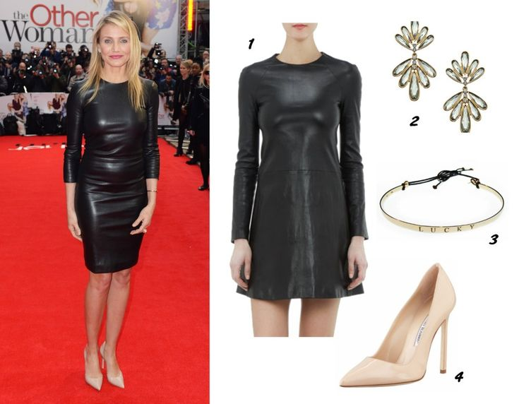 Cameron Diaz Style Steal: Killer Looks That You Can Easily Do Yourself