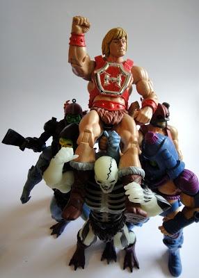 He's the best! Around! Happy Birthday He-man!