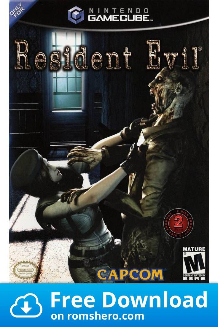 Download Resident Evil Disc 1 Gamecube Rom With Images