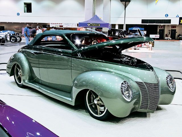 144 best Chip Foose images on Pinterest | Chip foose, Bespoke cars