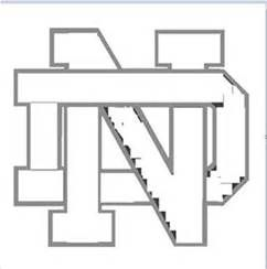 17 best images about ihood activities on pinterest for Notre dame fighting irish coloring pages