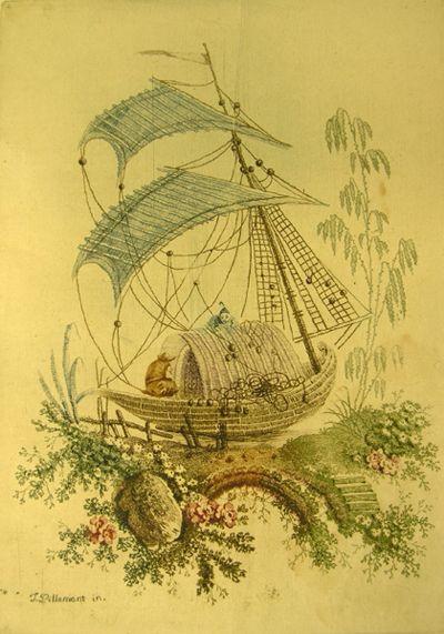 Anne Allen, after Jean-Baptiste Pillement, Nouvelle Suitte de Cahiers chinois…a l'usage des déssinateurs et des Peintres, ca. 1796-98. Serie...