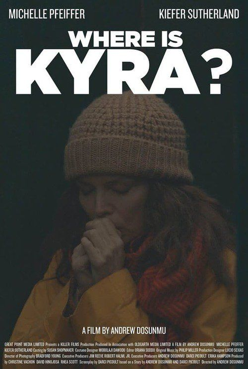 Watch Where Is Kyra? 2018 full Movie HD Free Download DVDrip | Download Where Is Kyra? Full Movie free HD | stream Where Is Kyra? HD Online Movie Free | Download free English Where Is Kyra? 2018 Movie #movies #film #tvshow