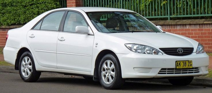 2005 Camry Le Tire Size