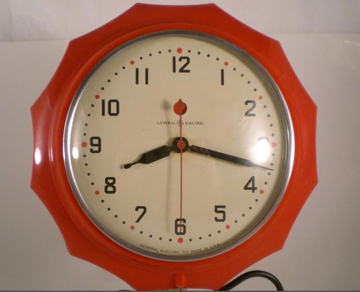 10 Best My Clocks For Sale! Telechron, GE And Revere
