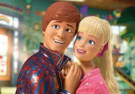 Barbie and Ken story that uses all 17 VANDERTRAMPP verbs