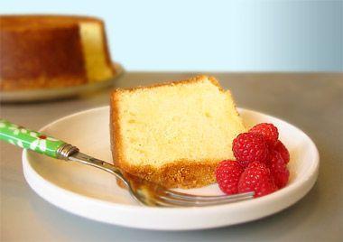 Ricette dietetiche: torta senza uova e senza burro