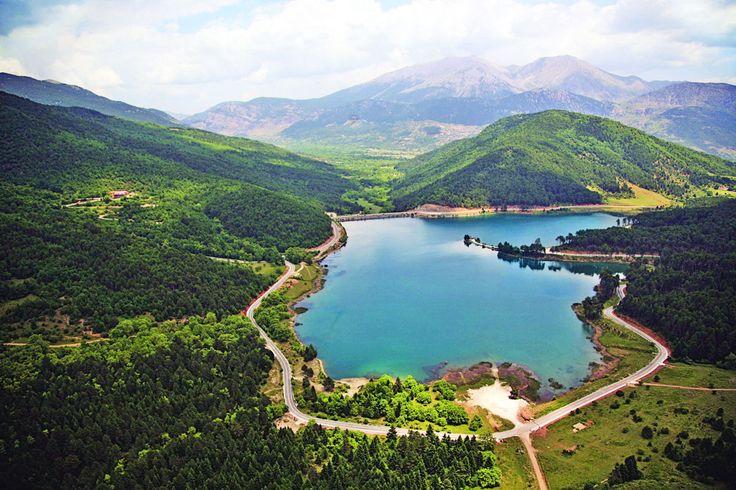 Doksa Dam in Feneo, Corinthias!