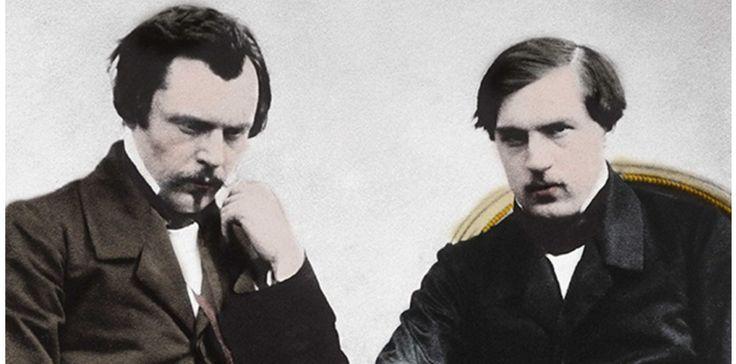 Les Goncourt, frères à tout prix : Fondateurs de l'Académie Goncourt, ils étaient misogynes, antisémites, infréquentables et racontaient tout, même le pire, dans leur Journal...