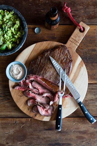plank steak #USFW #dinner #recipe