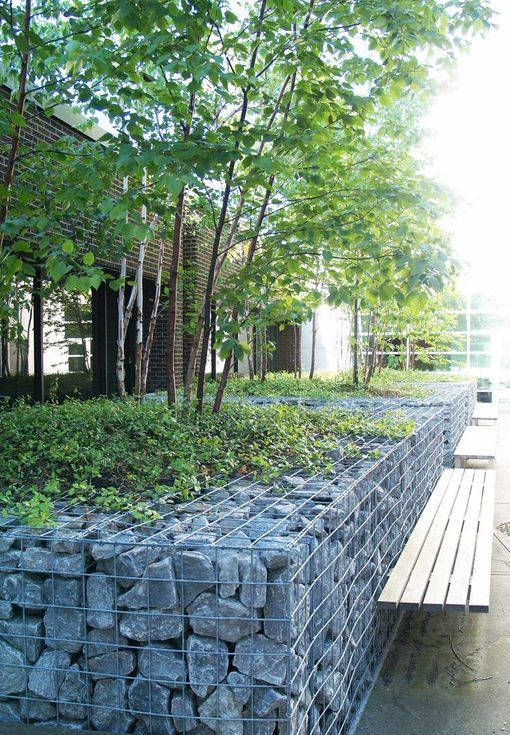 Best 25 Gabion Wall Ideas On Pinterest Gabion Retaining