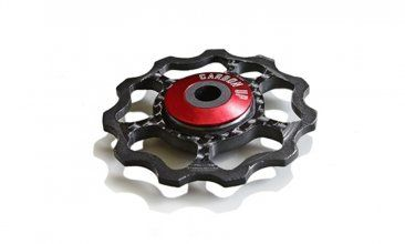Carbon   Fahrradteile   Online Shop - CFK Schaltwerkrollen Carbon für CAMPAGNOLO S RECORD/ EPS/ CHORUS.