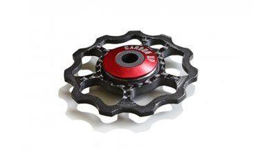 Carbon | Fahrradteile | Online Shop - CFK Schaltwerkrollen Carbon für CAMPAGNOLO S RECORD/ EPS/ CHORUS.