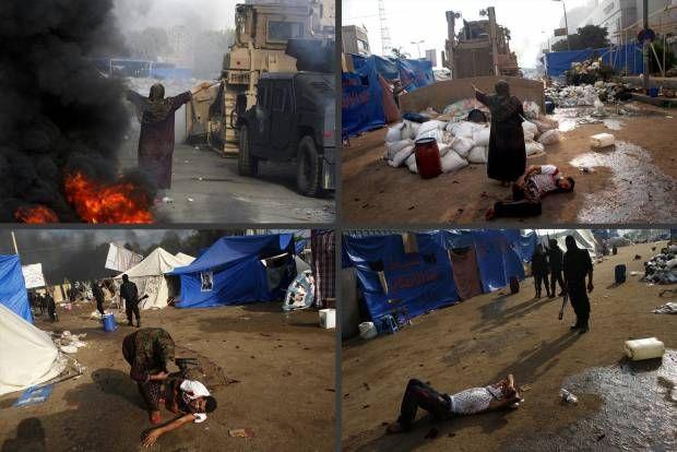 Pembantaian di Mesir