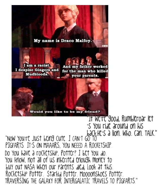 """""""A Very Potter Musical Draco"""" by lilydoa ❤ liked on Polyvore featuring art"""