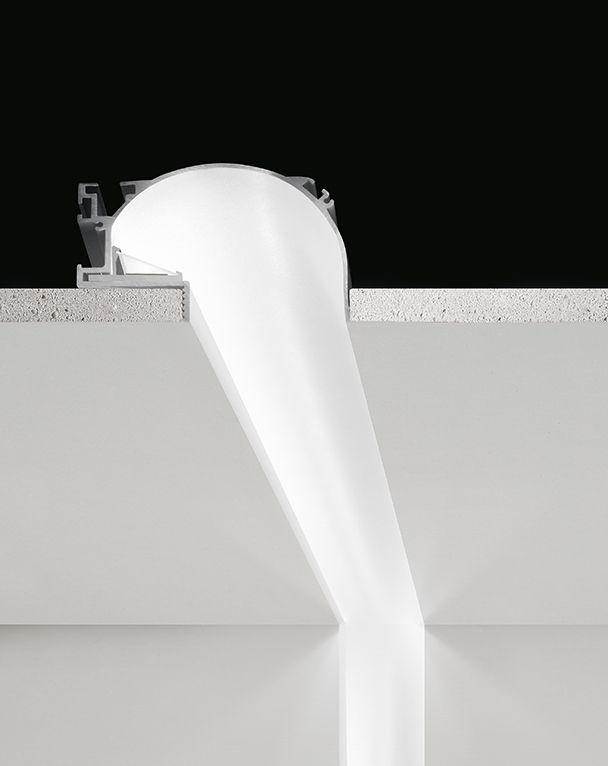 Lineares Einbau- LED Lichtleiste MANHATTAN by PANZERI                                                                                                                                                                                 Mehr