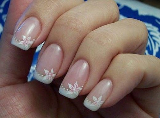 130 best flower nail designs images on pinterest fashion simple flower nail designs some outstanding nail art design ideas for you be sociableit suite on your hand wel prinsesfo Choice Image