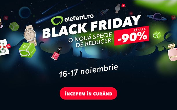 Rayuela: Black Friday pe Elefant