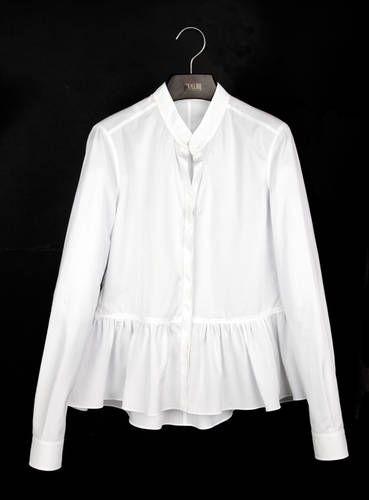La camisa blanca según Carolina Herrera - Belleza y Moda - Estampas