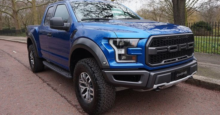 2017 Ford F-150 Raptor Costs As Much As 911 Carrera In The UK #Ford #Ford_F_150