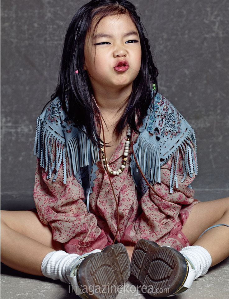 Lee Haru - Harper's Bazaar Magazine February Issue '15