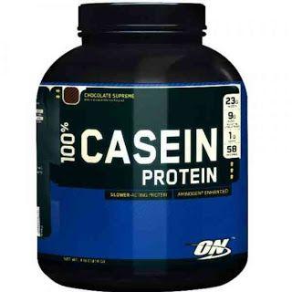 La mejor proteína nocturna ~ MUSCULACION PARA PRINCIPIANTES