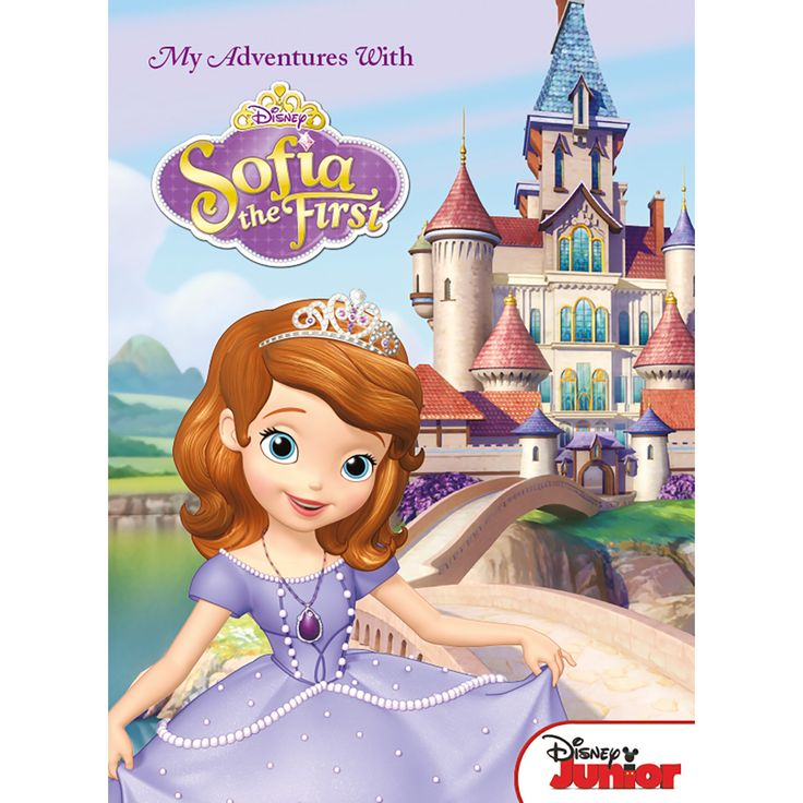My Adventures With Disney Sofia The First