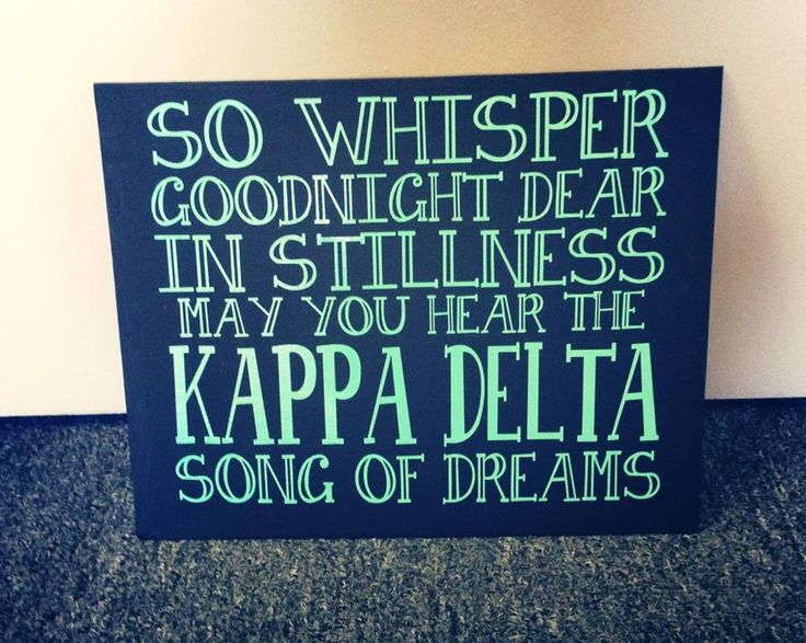 9 best A-Frames/Banners images on Pinterest   Sorority life ...