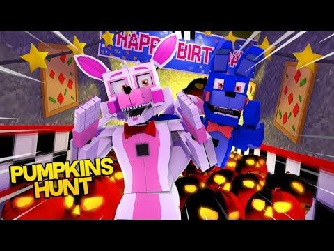 Minecraft Fnaf: Sister Location - Costume Contest Gone Wrong (Minecraft Roleplay) - YouTube
