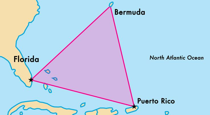 Meteorologists propose a stunning new explanation for the mysterious events in the Bermuda Triangle.