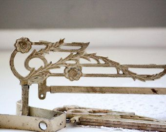 "mediterranean 25"" swing arm curtain rods 