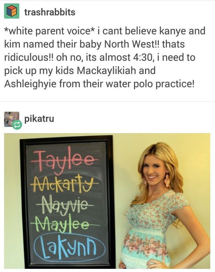 Utah names... It's a thing