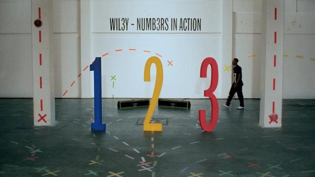 Wiley - Numbers in Action by Us. Best Urban Video - MVAs 2011 (Winner)